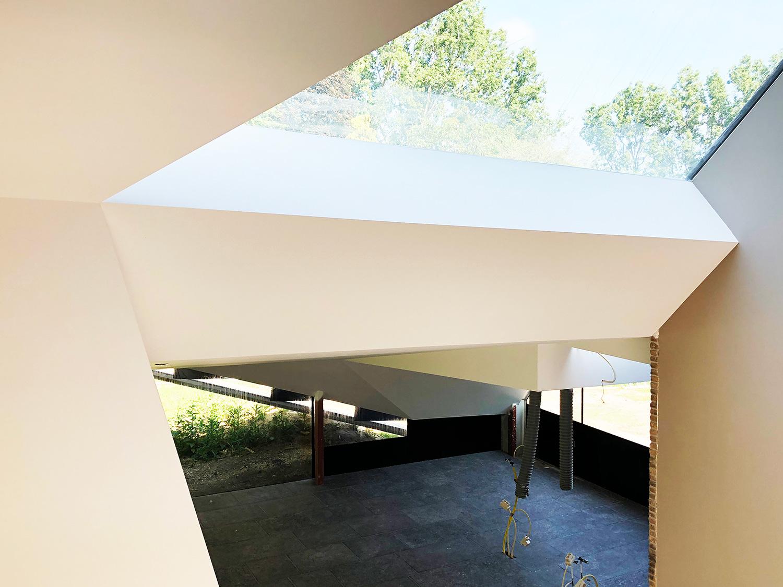 Glazen dak